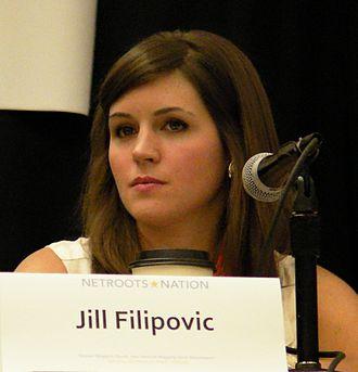 Jill Filipovic - Image: Jill Filipovic