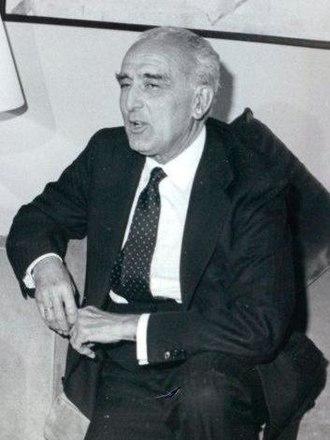 Spanish Ombudsman - Image: Joaquín Ruiz Giménez recibido por Felipe González