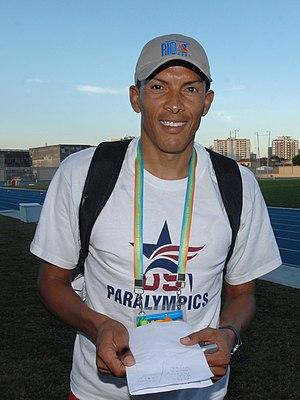 Joaquim Cruz - Cruz in 2007
