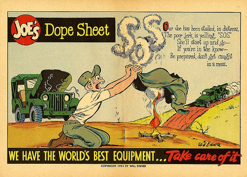 File:Joe's Dope Sheet (Issue 029 1955 page024 page025) (16836489265).jpg