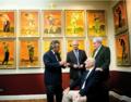 Joe Austen & golfers at Gallery of Champions.png