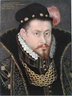 John Frederick, Duke of Pomerania