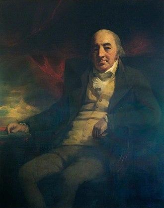 John Erskine, Earl of Mar (1741–1825) - Portrait of John Francis Erskine, 7th Earl of Mar, painted by Henry Raeburn.