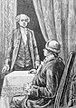John Adams et le roi George III.jpg