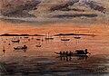 John Edmund Taylor, The Harbour, Singapore (1879, Wellcome V0037490).jpg