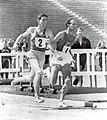 John Landy and Jim Bailey 1956.jpg