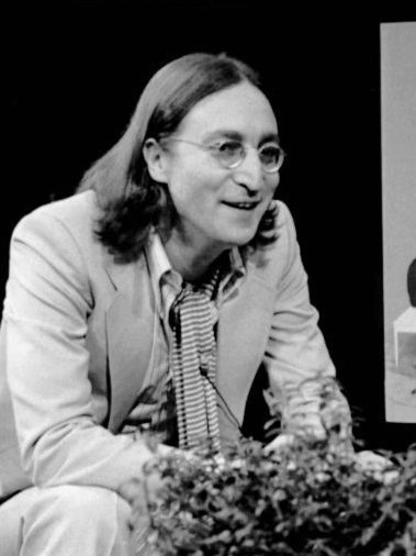 John Lennon last television interview Tomorrow show 1975 (34 cropped)