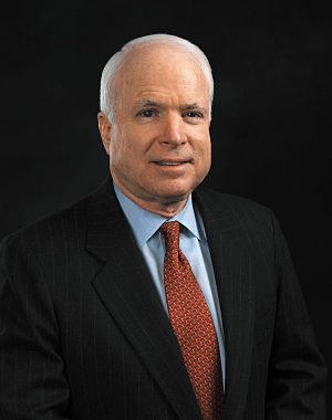 Utah Republican primary, 2008 - Image: John Mc Cain official photo portrait