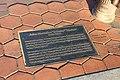 John Mercer plaque, Ellis Square.jpg