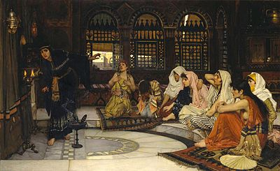 John William Waterhouse - Consulting the Oracle - Tate Britain.jpg