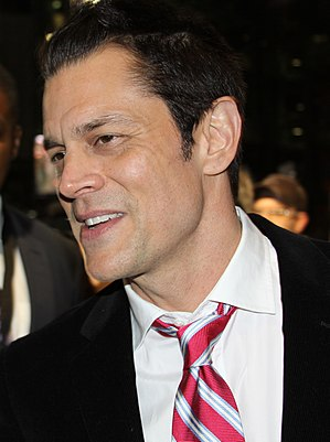 Johnny Knoxville - Knoxville at the Jackass 3D premiere in Berlin, October 2010