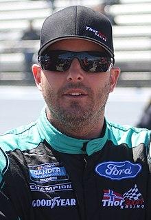 Johnny Sauter American stock car racing driver