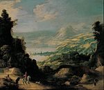 Joost de Momper - Mountain Landscape - Google Art Project.jpg