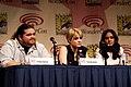 Jorge Garcia, Sarah Jones & Parminder Nagra by Gage Skidmore.jpg
