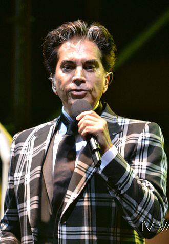 José Luis Rodríguez (singer) - Image: José Luis Rodríguez