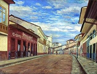 Rua do Rosário (Rua Xv de Novembro)