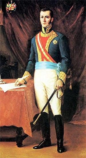 José de la Serna e Hinojosa - Image: Jose de la Serna 1
