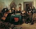 Josef Danhauser - Die Testamentseröffnung - 2086 - Österreichische Galerie Belvedere.jpg