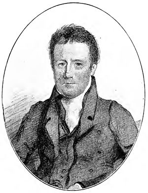 Joseph Hunter (antiquarian) - Image: Joseph Hunter