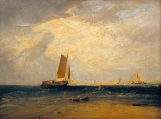 Fishing upon the Blythe-Sand, Tide Setting In