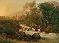 Joseph Rebell - La Cascate di Piedemonte.jpg