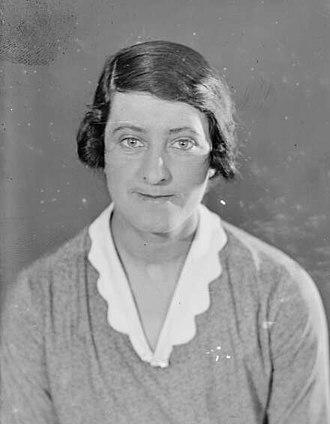 Joyce Allan - Allan in the 1930s