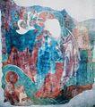 Judah's Kiss Fresco in Saint Nicholas Church in Melnik.jpg