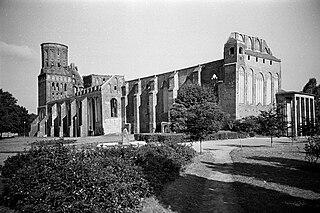 Ruine des Königsberger Domes