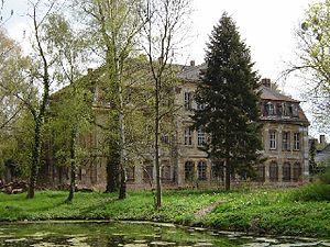 Königsborn - Ruins of the Neu Königsborner Schloss