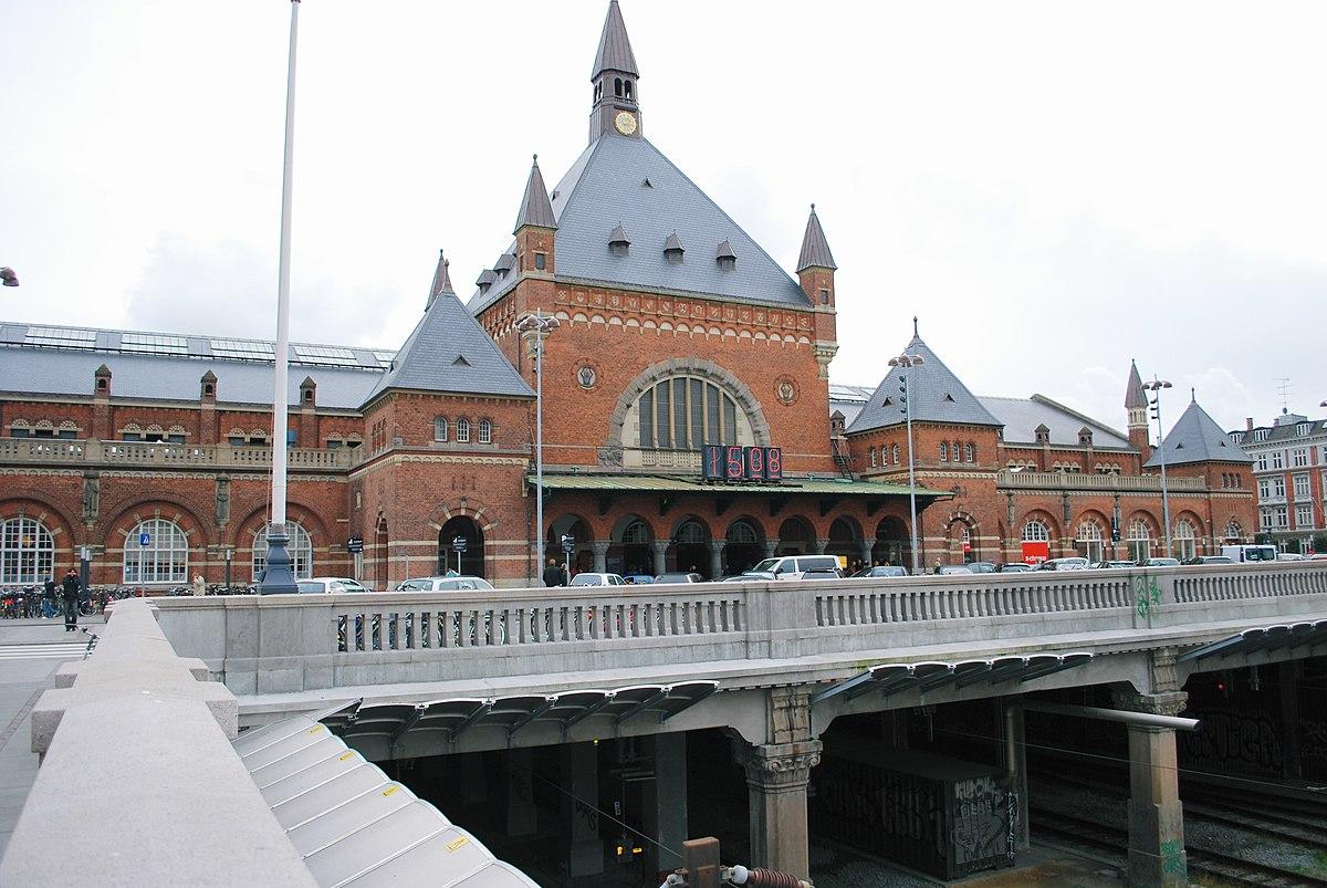 spor6 hamborg lufthavn afgange