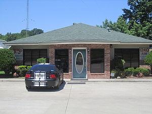 KASO - The KASO studio in Minden, Louisiana