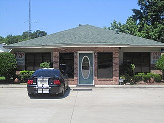 KASO - The KASO studio in Minden, Louisiana