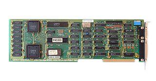 Enhanced Graphics Adapter computer display standard