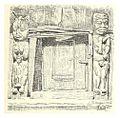 KRAUSE(1885) p147 Klokwan, Holzfiguren am Hausportal.jpg