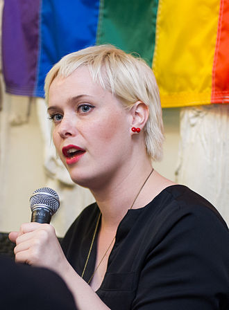 Young European Socialists -  Former YES President Kaisa Penny