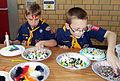 Kaiserslautern scouts rocket to interstellar achievement 140330-A-PP328-004.jpg