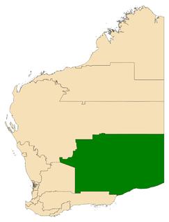Electoral district of Kalgoorlie state electoral district of Western Australia