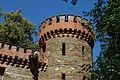 Kamieniec Ząbkowicki, hrad, věž II.jpg