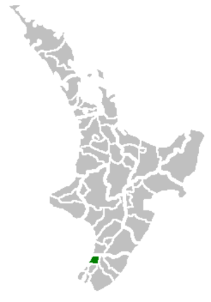 Kāpiti Coast District - Image: Kapiti Coast Territorial Authority