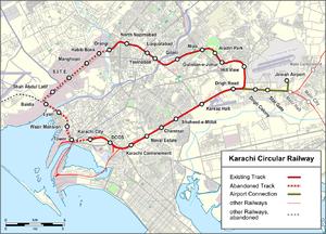 Karachi Circular Railway - Wikipedia on