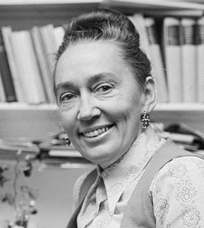 Kari Skjønsberg Norwegian feminist