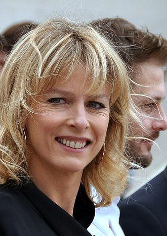 Polisse - Image: Karin Viard Cannes 2011