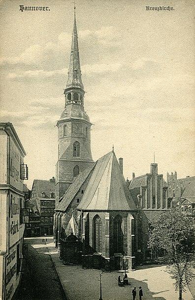 File:Karl F. Wunder PC 1034 Hannover. Kreuzkirche. Bildseite.jpg