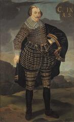 Karl IX, 1550-1611,  konung av Sverige