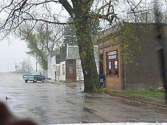 Karlsruhe, North Dakota - A view of Karlsruhe