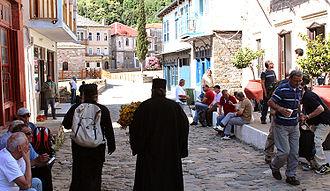 Karyes, Mount Athos - Karyes