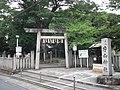 Katayama-jinja Shrine 20140714.JPG