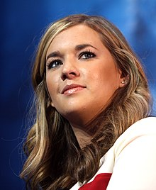 Katie Pavlich at CPAC, 2013