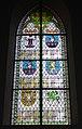 Kaunas, Vytautas church, stained-glass window 02.jpg