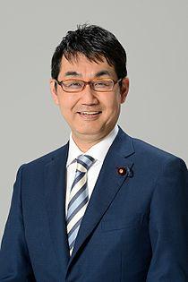 河井克行 - Wikipedia